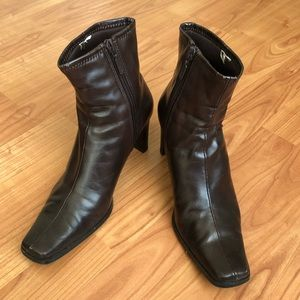Impo Brown Leather boots size 7